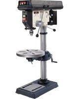 "Jet 354169 Jdp-17Mf 16-1/2"" Floor Drill Press 5/8"" Cap.-3"