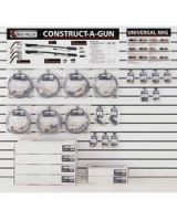 Best Welds 900-Cag-Dw3A Bw Display Wall Construct A Gun And Diffusers (1 EA)