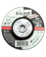 B-Line Abrasives 41287T 4-1/2 X 1/8 B-Line T27 Combo Wheel A30S 5/8-11