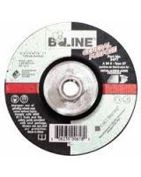 Bee Line Abrasives 547T T27 5X1/4X5/8T Grindingwheel