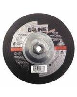 Bee Line Abrasives 7A27M T27 7X1/8X5/8T B-Flex Grd Whl