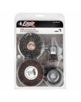 Eagle Brush 904-Bw-Dk Dwos Air Tool/Drill Acc Kit 97420 (5 EA)