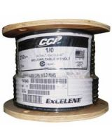 Best Welds 911-1/0-250 Weld Cable 1/0Awg 250' Rl (Qty: 250)