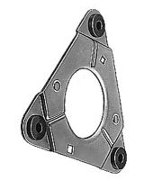 Century 1177A Bracket For Use With The 3.3 Inch Diameter Motors