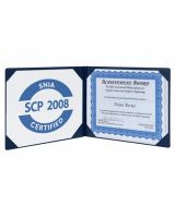"AbilityOne 7510013900712 SKILCRAFT USN with no Seal Binder Award Certificate - Letter - 8.5"" x 11"" - 2 - 1 Each - Navy Blue"