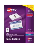 Avery Media Holder Kit