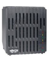 Tripp Lite 1200W Line Conditioner w/ AVR / Surge Protection 120V 10A 60Hz 4 Outlet 7ft Cord Power Conditioner - Surge, EMI / RFI, Over Voltage, Brownout protection - NEMA 5-15R - 110 V AC Input - 1.20 kVA - 1.20 kW""