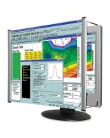 """Kantek 15"""" LCD Magnifier - Magnifying Area 13.13"""" Width x 10.50"""" Length - Overall Size 11"""" Height x 14.8"""" Width"""