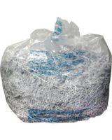 Swingline® 30 Gallon Plastic Shredder Bags - 30 gal - 25/Box - Plastic - Clear