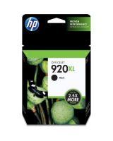 HP 920XL High Yield Black Original Ink Cartridge - Inkjet - 1200 Page - 1 Each