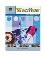 Teacher Created Resources Grades 2-5 Weather Book Education Printed Book for Science - English - Book - 48 Pages