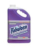 Fabuloso Scented Liquid Cleaner - Liquid Solution - 1 gal (128 fl oz) - Fresh, Lavender Scent - 4 - 4 / Carton - Purple