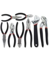 Great Neck 8 Piece Plier And Wrench Set