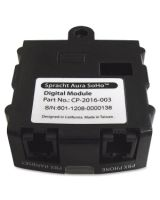 Spracht Soho Aura Digital Adapter Module for Conference Phone - Black