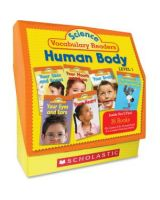 Scholastic Science Vocabulary Readers: Human Body Education Printed Manual - English - 16 Pages