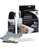 Dust-Off Premium Keyboard Cleaning Kit - DCKB - For Netbook, Notebook, Keyboard - 1 Each