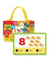 Hot Dots Jr. Card Set Numbers & Counting - Educational