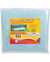 Educational Insights Classroom Fluorescent Light Cover - Blue