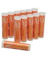 SKILCRAFT JAWS Multipurpose Cleaner/Degreaser Refill - 12 / Box - Orange