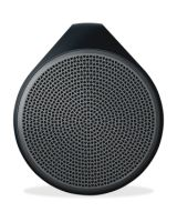 Logitech X100 Speaker System - Battery Rechargeable - Wireless Speaker(s) - Grey - 30 ft - Bluetooth - USB