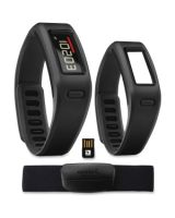 Garmin Vivofit Fitness Band Bundle - Wrist - Black - Health & Fitness