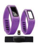 Garmin Vivofit Fitness Band Bundle - Wrist - Purple - Health & Fitness
