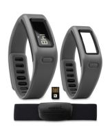 Garmin Vivofit Fitness Band Bundle - Wrist - Slate - Health & Fitness