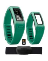 Garmin Vivofit Fitness Band Bundle - Wrist - Teal - Health & Fitness