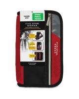 Five Star Xpanz Carrying Case (Pouch) for Pencil, Pen, Supplies - Assorted - Puncture Resistant