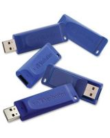 Verbatim 8GB USB Flash Drive - 8 GBUSB - Blue - 5 Pack