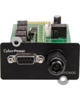 CyberPower RELAYIO600 OL Series Management Card, 5-Output 1-Input Contact Closures - Mini Slot