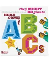 Flipside They Might Be Giants: Here Come the ABCs - Academic Training Course - CD, DVD - 50 Minute Duration