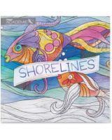 Mead Shorelines Adult Coloring Book Coloring Printed Book - Book - 46 Pages