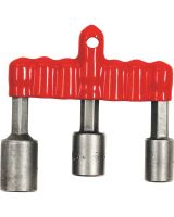 Makita 784819-A-A 3 pc. Magnetic nutsetters Set, 1/4 In., 5/16 In., 3/8 In.