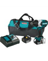 Makita XWT07M 18 Volt LXT Lithium-Ion Cordless High Torque 3/4 in. Sq. Drive Impact Wrench Kit
