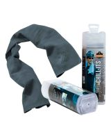 Chill-Its 6602 Evaporative Cooling Towel Gray (1 Each)