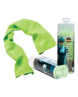 Chill-Its 6602 Evaporative Cooling Towel Hi-Vis Lime (1 Each)