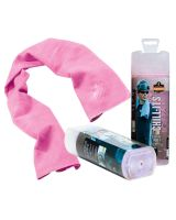 Chill-Its 6602 Evaporative Cooling Towel Pink (1 Each)