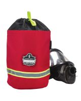 Arsenal Gb5080L Scba Mask Bag With Lining Red (1 Each)