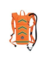 Chill-Its 5155 Hi-Vis Low Profile Hydration Pack 2 ltr Orange (1 Each)
