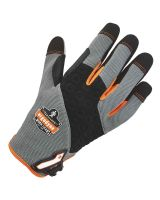 Proflex 710 Heavy-Duty Utility Gloves L Gray (1 Pair)