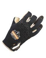 Proflex 720Ltr Heavy-Duty Leather-Reinforced Framing Gloves 2XL Black (1 Pair)