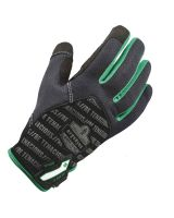 Proflex 812Tx Utility + Touch Gloves S Black (1 Pair)