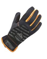 Proflex 815 Quickcuff Utility Gloves XL Black (1 Pair)