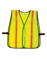 Glowear 8040Hl Non-Certified Hi-Gloss Vest Lime (1 Each)