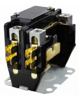 Packard C125A Contactor 1 Pole 25 Amps 24 Coil Voltage