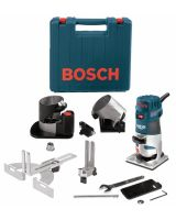 BOSCH PR20EVSNK 1 HP Variable Speed Palm Router Installer Kit