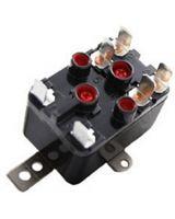 Packard PR380 Fan Relay SPST NO+NC 25 Amp 24VAC