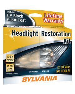 Sylvania Headlight Restoration Kit (Ships Same-Day)